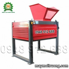 Máy nghiền cắt rác thải TS508
