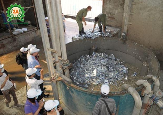 cách xử lý rác thải nhựa, xử lý chai nhựa