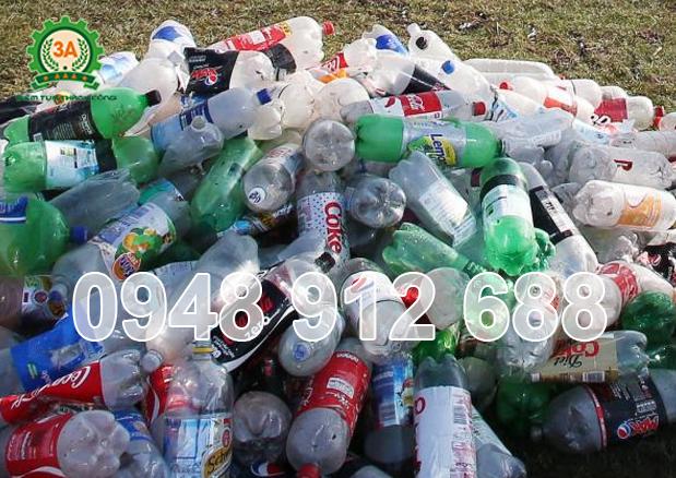 Tác hại của chai nhựa