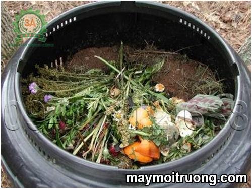 Cách xử lý rác thải sinh hoạt thành phân compost